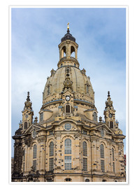 Póster  Frauenkirche, Dresde - Catharina Lux