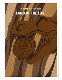 Póster Land Of The Lost