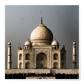Póster The Taj Mahal