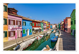 Achim Thomae - Fishing village of Burano