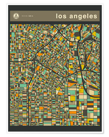 Póster LOS ANGELES