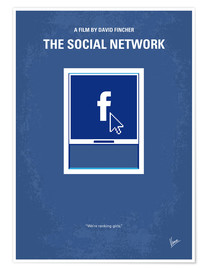 Póster The Social Network