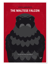 Póster The Maltese Falcon
