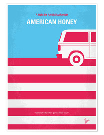 Póster American Honey