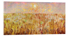 Cuadro de metacrilato  Cornfield Collage - David McConochie