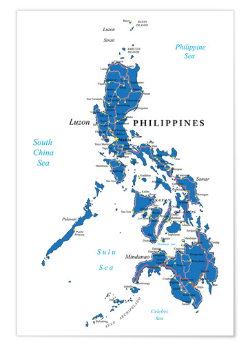 Póster Philippines
