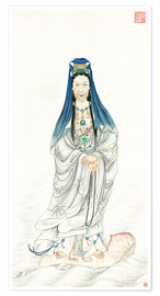 Póster Empress Dowager Cixi as Guanyin