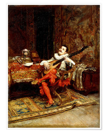 Póster The Lute Player