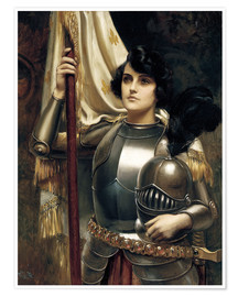 Póster  Joan of Arc - Harold H. Piffard