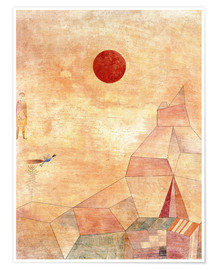 Póster  Cuento - Paul Klee