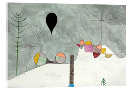 Metacrilato  Winter Picture - Paul Klee