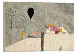 Madera  Winter Picture - Paul Klee