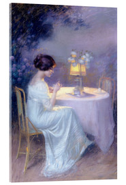 Cuadro de metacrilato  A Moment of Solitude - Delphin Enjolras