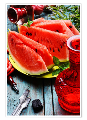 Póster watermelon