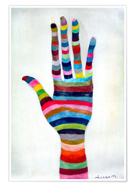 Póster The hand 4