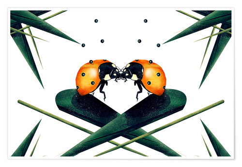 Póster Bugs in Love