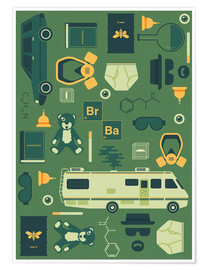 Póster  Breaking Bad - Tracie Andrews