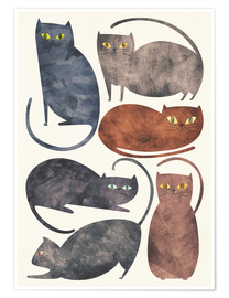 Póster Cats