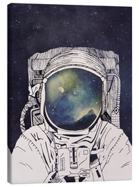 Lienzo  Dreaming of Space - Tracie Andrews