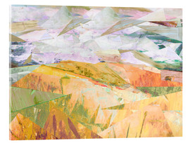 Cuadro de metacrilato  Wheatfields in Summer - David McConochie