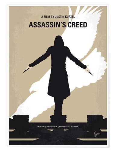 Póster Assassin's Creed