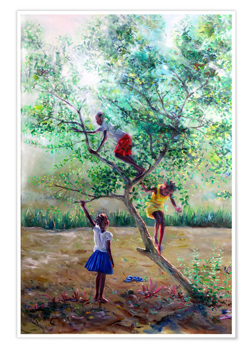Póster Guava tree III