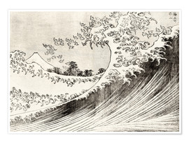 Póster The Great Wave off Kanagawa