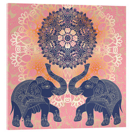 Metacrilato  Elephant love