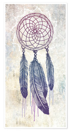 Póster  Dream Catcher - Rachel Caldwell