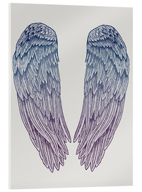 Cuadro de metacrilato  Angel Wings - Rachel Caldwell