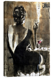 Lienzo  Cocktail - Loui Jover