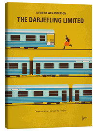 Lienzo  The Darjeeling Limited - chungkong