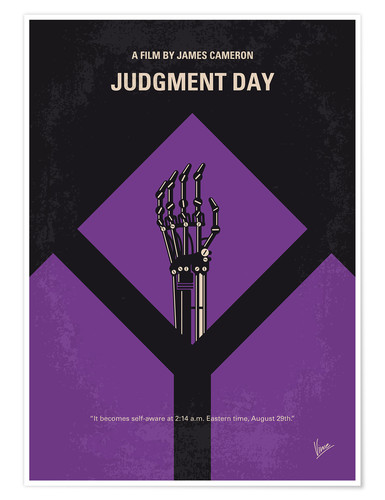 Póster Judgment Day
