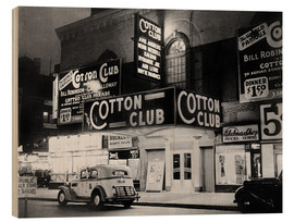 Madera  Cotton Club in Harlem, New York