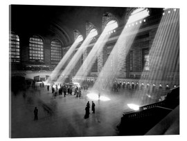 Cuadro de metacrilato  Historical Grand Central Station