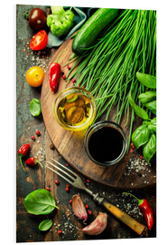 Forex  Healthy Bio Vegetables and spices