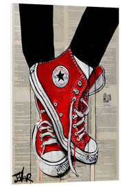 Forex  red - Loui Jover