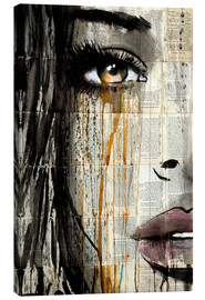 Lienzo  silent jungle - Loui Jover