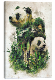 Lienzo  The Giant Panda - Barrett Biggers