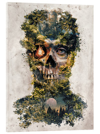 Cuadro de metacrilato  The Forest of Death - Barrett Biggers