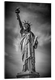 Cuadro de metacrilato  NEW YORK CITY Statue of Liberty - Melanie Viola