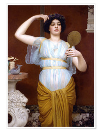 Póster  Ione - John William Godward