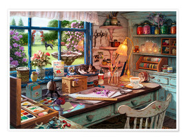 Póster 25512 Grandmas Craft Shed Ravensburger Crop 2