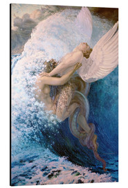 Aluminio-Dibond  Spleen and Ideal - Carlos Schwabe