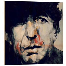 Madera  Leonard Cohen   Hey That's No Way To Say Goodbye - Paul Paul Lovering Arts