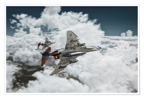 Póster 82d Aerial Targets Squadron