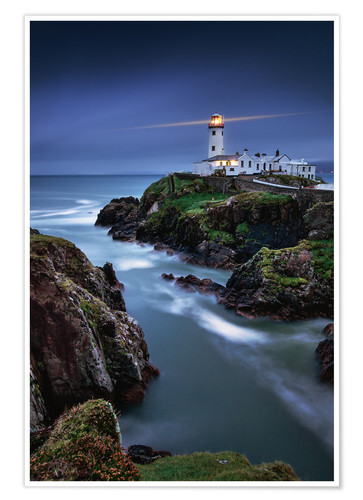 Póster Fanad lighthouse
