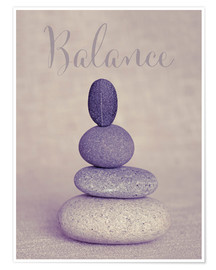 Póster  Balance - Andrea Haase Foto