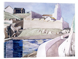 Cuadro de metacrilato  The Lighthouse - Charles Rennie Mackintosh
