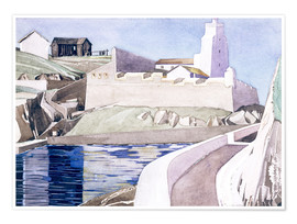 Póster  The Lighthouse - Charles Rennie Mackintosh